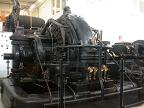Small photograph of the SAQ Alexanderson Alternator.